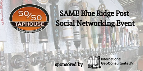 SAME Blue Ridge Post - Industry Day  Happy Hour tickets