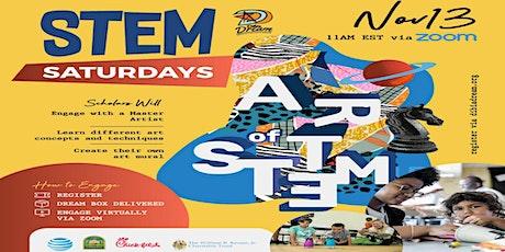 Virtual STEM Saturday: November 13, 2021 tickets