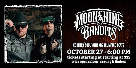 Moonshine Bandits tickets