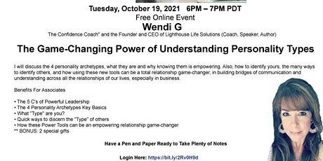 CMCC: Cause & Business Education Series - The Game-Changing Power tickets