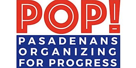 Pasadena's Organizing Progress Community Mixer tickets
