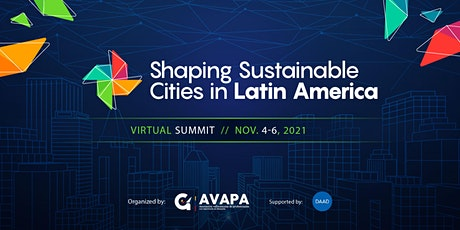 Shaping Sustainable Cities in Latin America tickets
