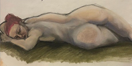 Life Drawing with Art of Modeling- Monday nights tickets