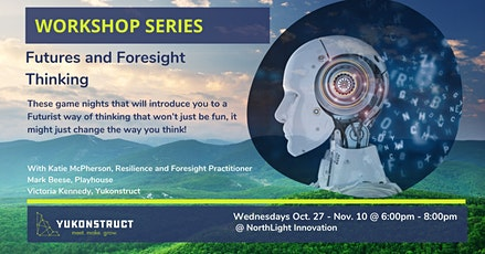 Workshop Series: Future and Foresight Thinking tickets