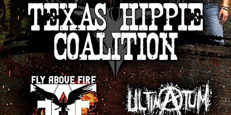 Texas Hippie Coalition at The Rail Club Live tickets