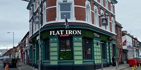 Flat Iron Anfield Psychic Night 10th November 2021 tickets