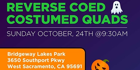 Reverse Coed Costumed Quads Volleyball Tournament tickets