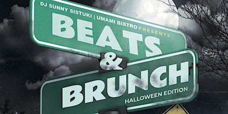 Beats and Brunch - Halloween Edition tickets
