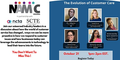 The Evolution of Customer Care! tickets