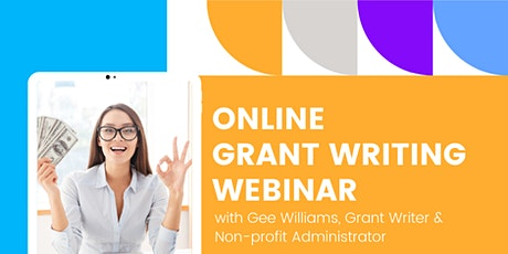 Grant Writing Webinar for Nonprofits tickets