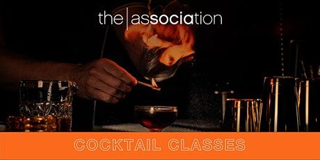 Halloween Cocktail Class & Get Off The Couch Mixer at The Association tickets