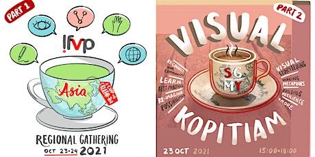 IFVP Asia Summit & Singapore / Malaysia Visual Kopitiam tickets