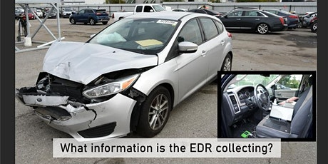 Event Data Recorders CE for CA Insurance Adjusters -  Property and Casualty Tickets