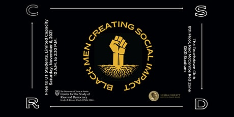 Black Men Creating Social Impact Conference tickets