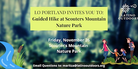 LO Portland | Guided Hike at Scouters Mountain Nature Park tickets