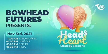 Head & Heart Healthcare Strategy Sessions tickets