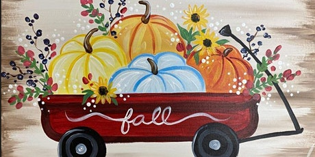 Fall Wagon Painting Class tickets