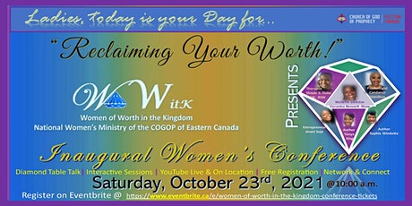 Women of Worth in the Kingdom Conference tickets