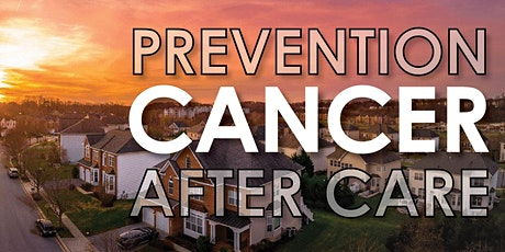 Exhibit at ADVANCES IN CANCER PREVENTION AND POST-CANCER CARE tickets