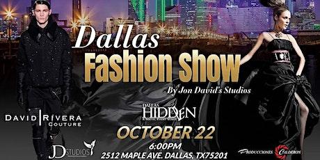 Dallas Fashion Show by Jon David 's Studio tickets