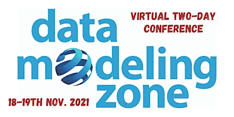 Data Modelling Zone Europe 2021 (Virtual 2-Day Conference) tickets