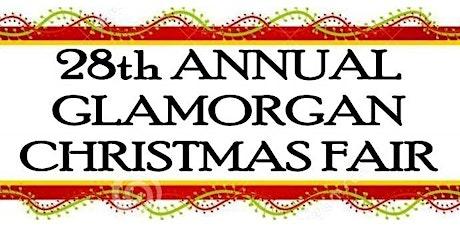 28th Annual Glamorgan Christmas Fair tickets