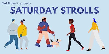 Saturday Strolls tickets