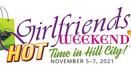 2021 Hill City Girlfriends' Weekend Bingo Breakfast Buffet tickets