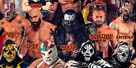 Noche real lucha libre tickets