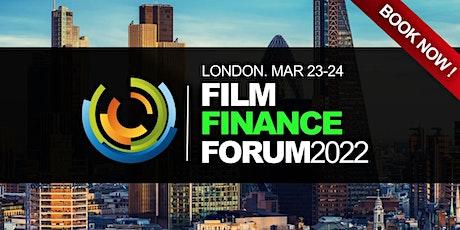 Film Finance  Summit 2022 tickets