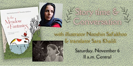 IN THE MEADOW OF FANTASIES Story Time & Conversation tickets