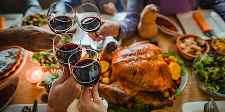 15th Annual Thanksgiving Food & Wine Extravaganza! tickets
