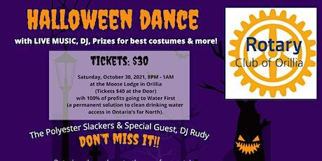 Orillia Rotary Halloween Dance Fundraiser tickets