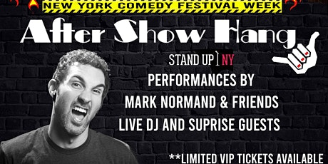 All Things Comedy & Somewhat Damaged Present Mark Normad & Friends tickets