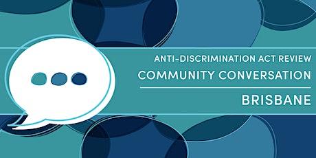 Community Conversations - Brisbane tickets
