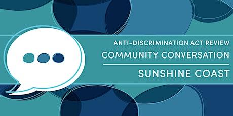 Community Conversations - Sunshine Coast tickets
