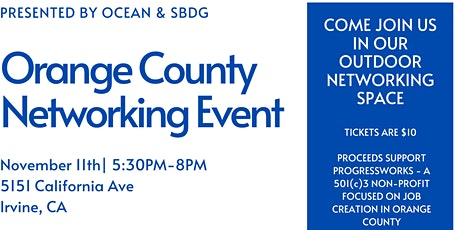 Orange County Networking Event tickets