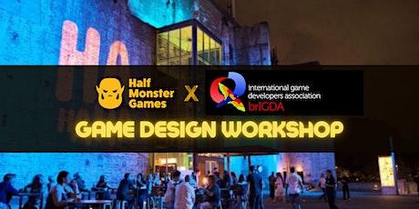 HMG x GO423 x Brisbane Powerhouse Boardgame Design Workshop (FREE!) tickets