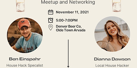 House Hack Meetup tickets