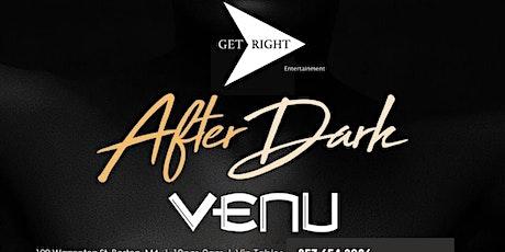 Venu Sunday's (get right) tickets