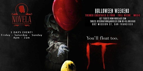 IT Chapter One at Novela SF tickets