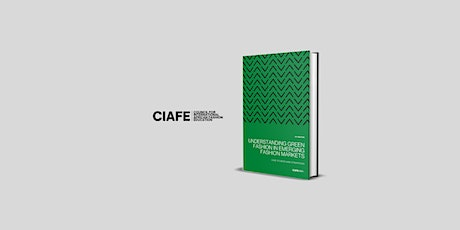 CIAFE Book Discussion: Green Fashion in Emerging Markets tickets