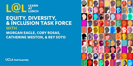 Learn@Lunch: Equity, Diversity and Inclusion Task Force tickets