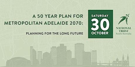Public Forum: Planning Beyond Tomorrow tickets