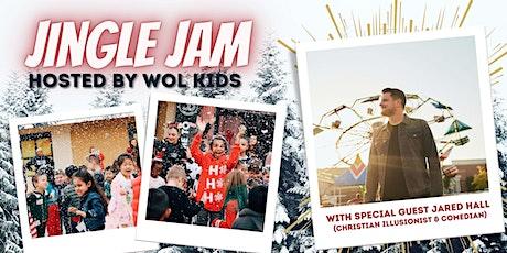 Jingle Jam 2021 tickets