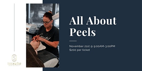All About Peels tickets