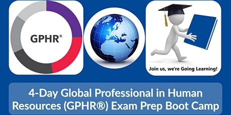 4-Day Global Professional in Human Resources (GPHR) Exam Prep Boot Camp tickets