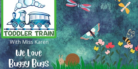 Toddler Storytime: Buggy Bugs tickets