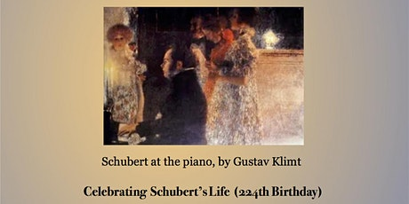 TWO  GREAT  PIANO  TRIOS  IN ONE  CONCERT tickets