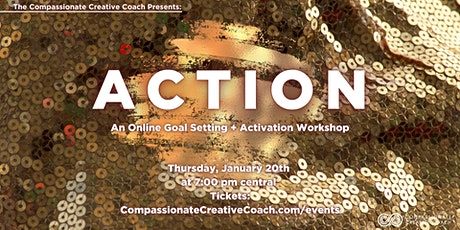 Action Online Goal Setting + Activation Workshop tickets